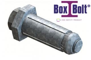 Tassello ad espansione BoxBolt strutture a sezione cava in acciaio
