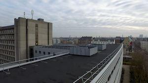 Keeguard sistema di protezione anti caduta tetti piani