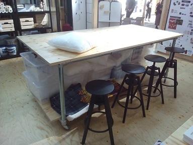 Fastclamp giunti in ghisa per tubolari arredamento negozi pareti mobili